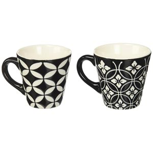 Excelsa-Flower-&-Rombo-Patterned-Espresso-Cups