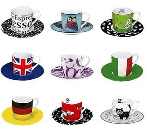 Konitz-Espresso-Cups